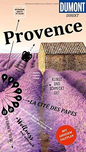 DuMont direkt Reiseführer Provence: Mit großem Cityplan