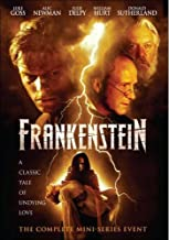 frankenstein miniseries
