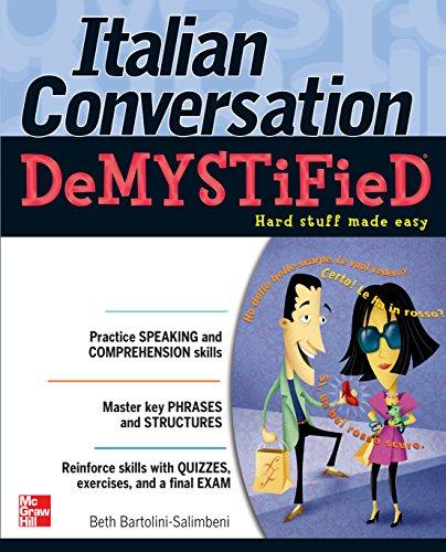 Italian Conversation DeMYSTiFied