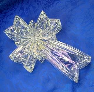 Lenox Wedding Promises Crystal Cross Box