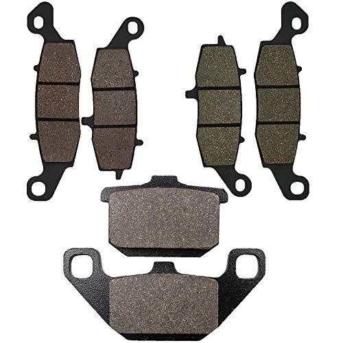4x Clignotants Indicateur convient pour Kawasaki VN 750 Z 450 23037-1220