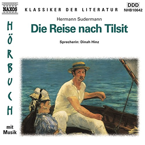 Die Reise nach Tilsit audiobook cover art