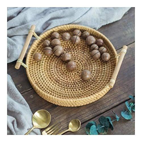 Tazón de cerámica Cestas de frutas Cestas de bocado Cesta de pan Hermosa Fruta Placa de Fruta