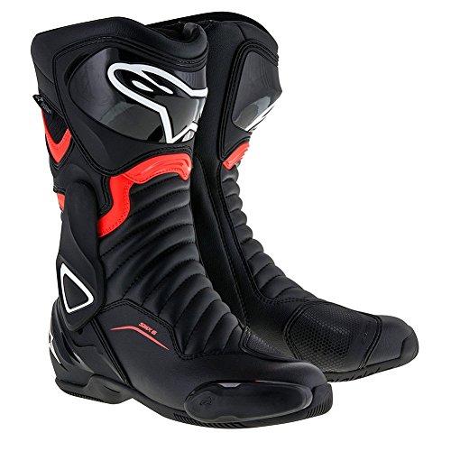 Bottes moto Alpinestars Smx-6 V2 Drystar Black, Noir, 40