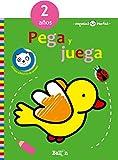 Pega y juega. Pájaro 2 (Pequeños pandas)