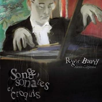 Songe, Sonates Et Croquis