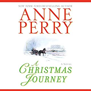A Christmas Journey audiobook cover art