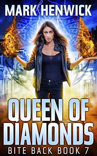Queen of Diamonds: An Amber Farrell Novel (Bite Back Book 7)