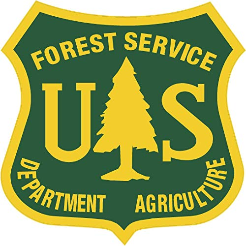 us forest service patch - 5