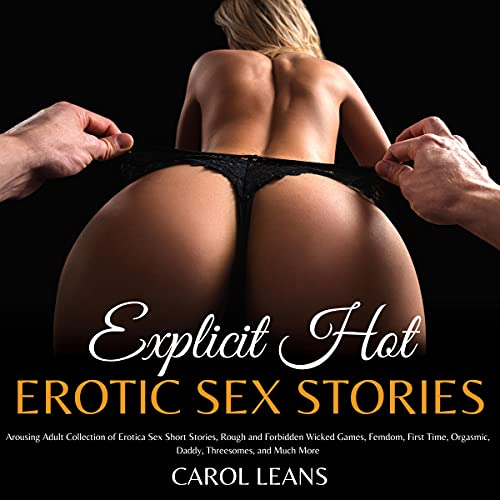 Explicit Hot Erotic Sex Stories cover art