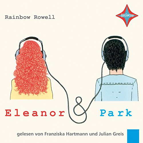 Eleanor & Park [German Edition] cover art