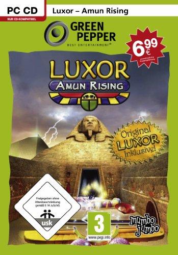 Luxor: Amun Rising [Green Pepper]