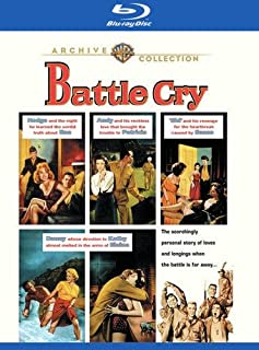 movie cry of battle
