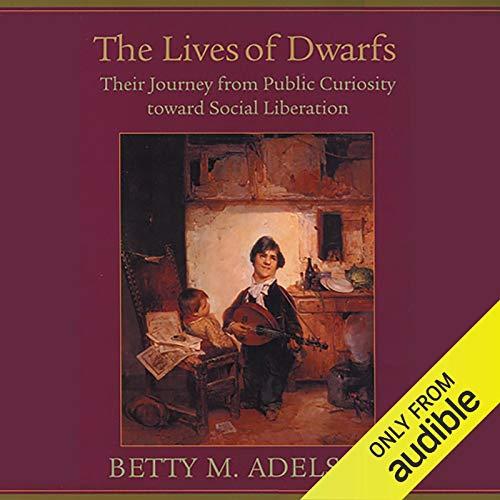 Couverture de The Lives of Dwarfs