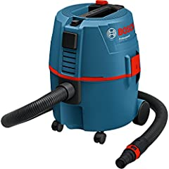 Bosch Professional wet/droge stofzuiger GAS 20 L SFC (1.200 watt, 20 L containervolume, in karton)*