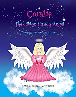 Coralie The Cotton Candy Angel by Julie Hanson ebook deal