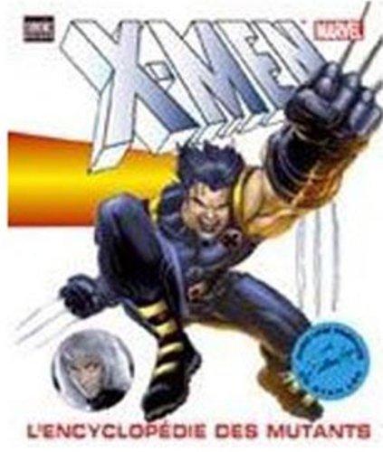 ENCYCLOPEDIE X-MEN