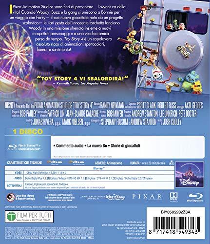 Toy Story 4 brd ( Blu Ray)