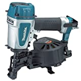 For Performance: Makita AN453 Roofing Coil Nailer Review