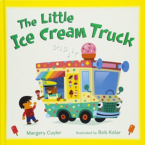 The Little Ice Cream Truck (Little Vehicles)