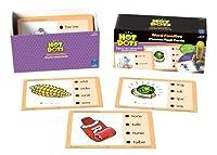[エデュケーショナルインサイト]Educational Insights Hot Dots Flash Cards Word Families 2784 [並行輸入品]