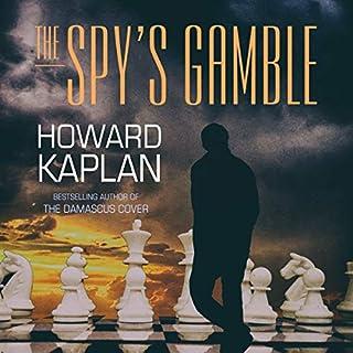 The Spy's Gamble audiobook cover art