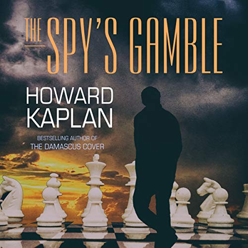 The Spy's Gamble audiobook cover art