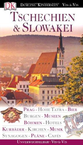 Vis a Vis Reiseführer Tschechien & Slowakei (Vis à Vis)