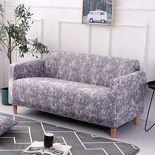 WXQY Cubierta de sofá elástica elástica Muebles sofá Toalla sillón en Forma de L sección de Esquina Cubierta de sofá Tela Chaise Longue A3 2 plazas