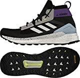 adidas outdoor Terrex Free Hiker Boot - Women's Light Brown/Simple Brown/Ash Grey, 9.0