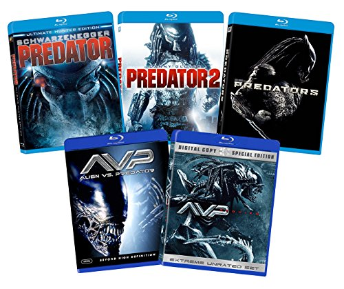 Predator Bundle [Blu-ray]