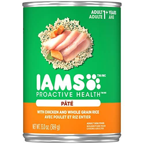 IAMS PROACTIVE HEALTH Adult Soft Wet Dog Paté...
