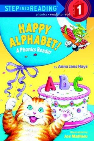 Happy Alphabet! (Step into Reading)の詳細を見る
