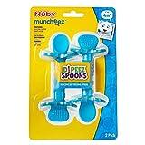 Zoom IMG-1 nuby dipeez spoons feeding set
