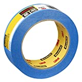 Scotch Blue UU001545464 Cinta de Enmascarar Profesional de 36 mm × 50 m, 1 unidad