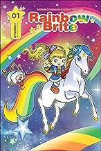 Rainbow Brite #1B VF/NM ; Dynamite comic book