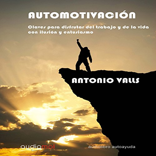 Automotivación [Self-Motivation] audiobook cover art