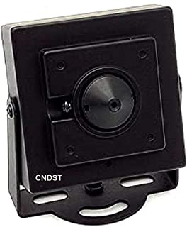 CNDST 1080P 2MP HD 2000TVL 4-in-1 TVI/CVI/AHD/960H CVBS CCTV Mini Spy Pinhole Security Camera, for 1080P 4-in-1 TVI/AHD/CV...