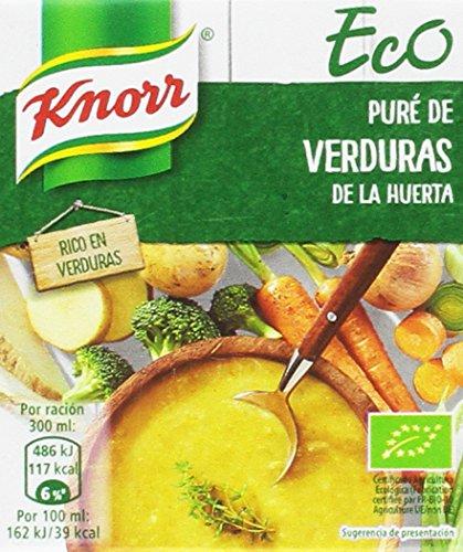 Knorr Crema Eco de Verduras - 300 ml (BIO)