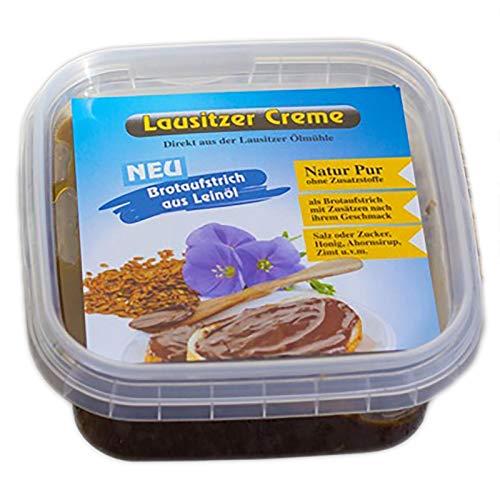 Lausitzer Creme - Leinöl-Brotaufstrich ohne Zusatzstoffe, vegan, 200g