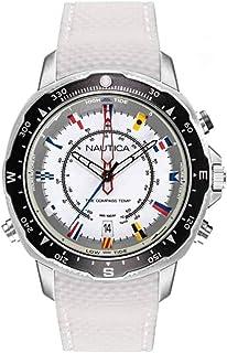 Nautica Men's NAPSSP Watch White