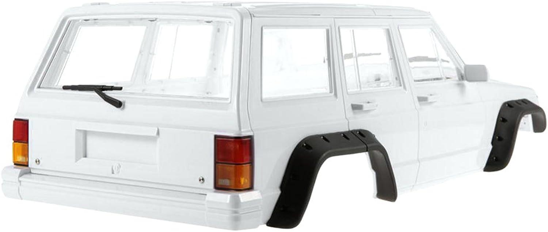 MagiDeal Diy Car Shell Body Krper für 1 10 Axiales Scx10 Rc Auto