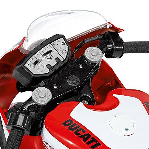 Elektrisches Motorrad Für Kinder Peg Perego Ducati GP MC0020 Bild 5*