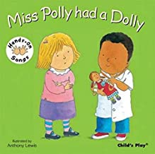 Miss Polly Had a Dolly: BSL (British Sign Language) (Hands on Songs)