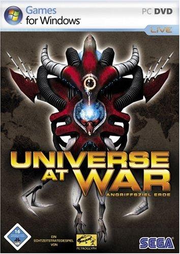Universe At War - Angriffsziel Erde (DVD-ROM)