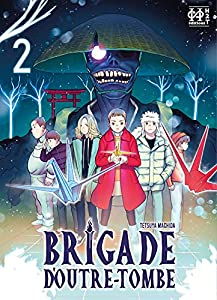 Brigade d'outre-tombe Edition simple Tome 2