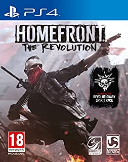 Homefront: The Revolution Day One Edition (PS4) (B00KPSIFHC) | Amazon price tracker / tracking, Amazon price history charts, Amazon price watches, Amazon price drop alerts
