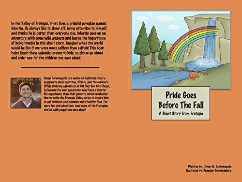 Pride Goes Before The Fall: A Short Story From Frutopia Valley (Short Stories from Frutopia Book 3) (English Edition)