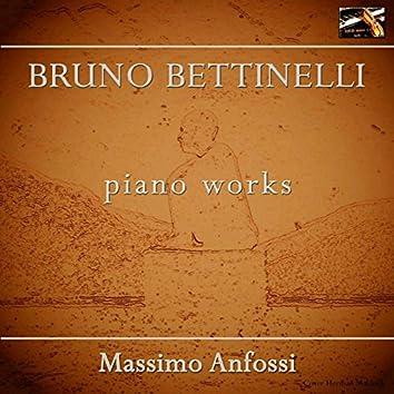 Bruno Bettinelli: Piano Works
