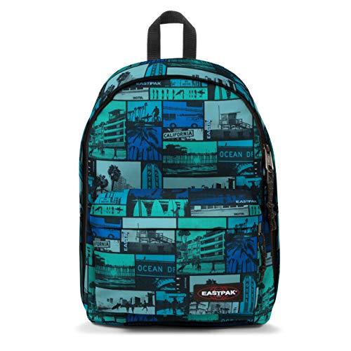 Eastpak Out of Office Rucksack, 44 cm, 27 L, Blau (Pix Blue)